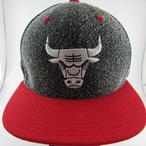 Mitchell & Ness Chicago Bulls snap back cap